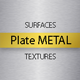 Plate Metal Texture Backgrounds - GraphicRiver Item for Sale