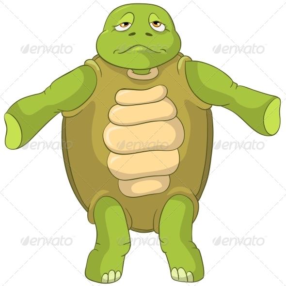 GraphicRiver Turtle Confusion 4968608