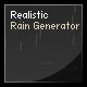 Realistic Rain Generator - ActiveDen Item for Sale