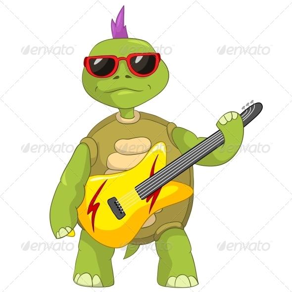 GraphicRiver Turtle Rock Star 4968691