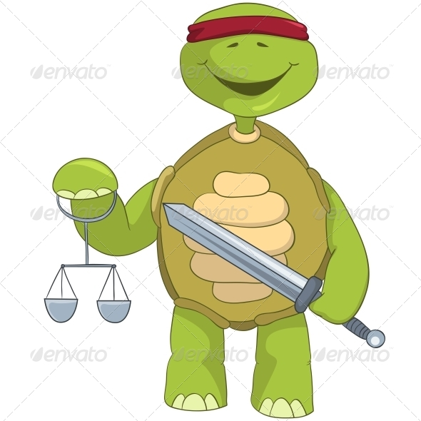 GraphicRiver Turtle Law 4968813
