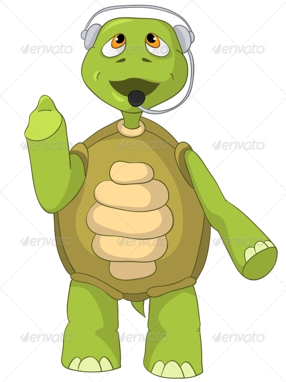 GraphicRiver Turtle Comunication 4968821