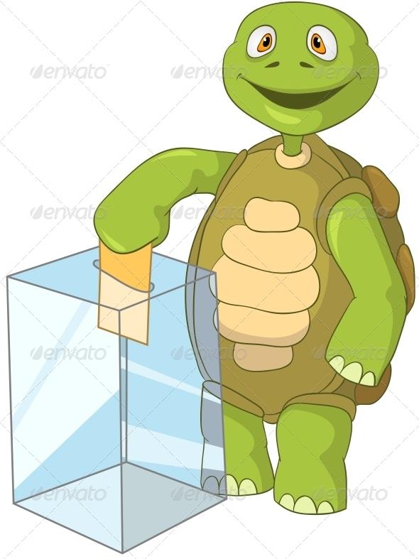 GraphicRiver Turtle Election 4968826