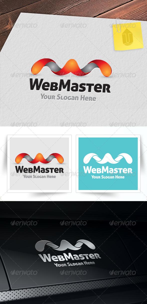 GraphicRiver Web Master W Letter Logo 4969227