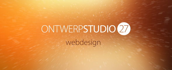 Ontwerpstudio27 logo tf