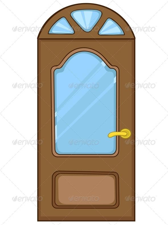 GraphicRiver Cartoon Home Door 4970540
