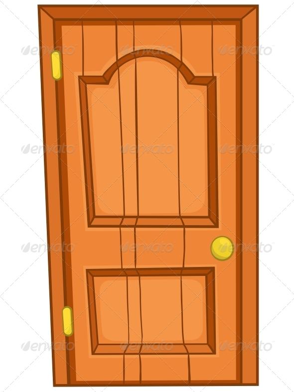 GraphicRiver Cartoon Home Door 4970544
