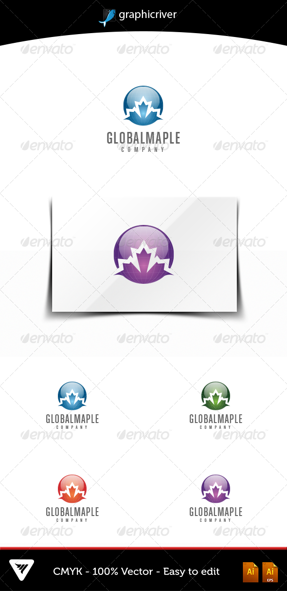 GraphicRiver GlobalMaple 4960307