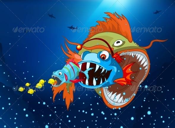 GraphicRiver Ocean Underwater World 4971315