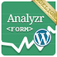 Analyzr - WordPress form analyzing Plugin!