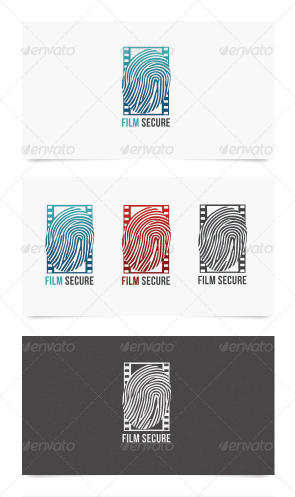 GraphicRiver Film Secure 4925809