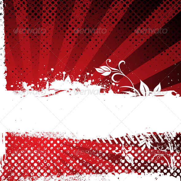 GraphicRiver Abstract Grunge Banner 4974199