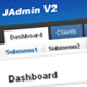 JAdmin V2 - ThemeForest Item for Sale