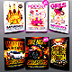 Flyer Bundle V4 - GraphicRiver Item for Sale