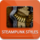 Steampunk And Vintage - Photoshop Styles - GraphicRiver Item for Sale