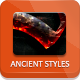 Ancient Film and Game Styles - GraphicRiver Item for Sale