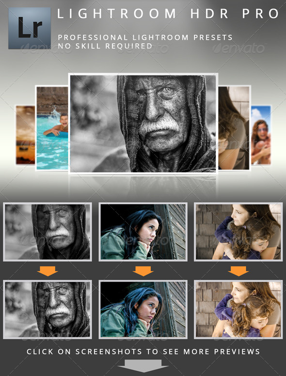 GraphicRiver Lightroom HDR Pro 4957574