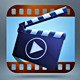 Movie App Icon - GraphicRiver Item for Sale