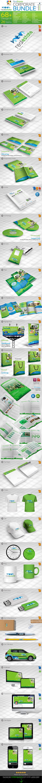 GraphicRiver Real Estate Corporate Business Mega Bundle 4976270
