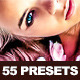 55 Premium Lightroom Presets - GraphicRiver Item for Sale