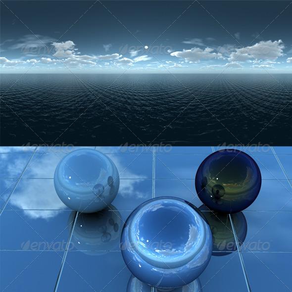 3DOcean Sea 67 4977285