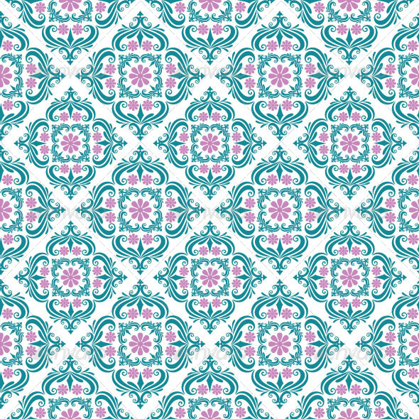 GraphicRiver Seamless Classic Pattern 23 4977561