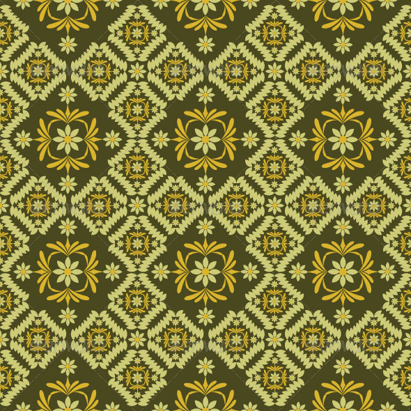 GraphicRiver Seamless Classic Pattern 24 4977609