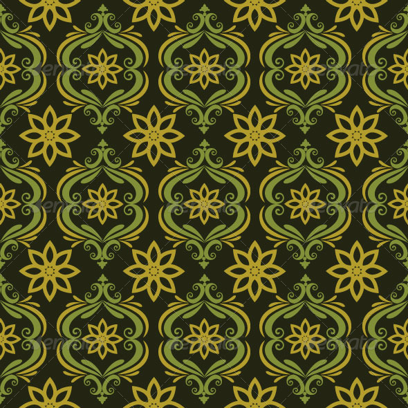 GraphicRiver Seamless Classic Pattern 27 4977682