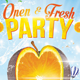 Fresh Party - GraphicRiver Item for Sale