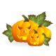 Download Vector Pumpkins for Halloween