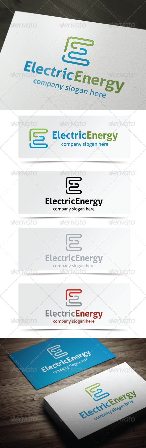GraphicRiver Electric Energy 4978133