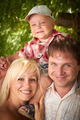 Family in Park - PhotoDune Item for Sale