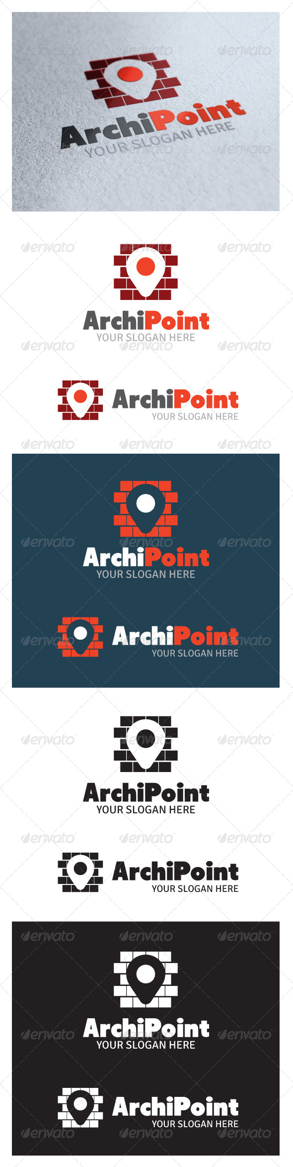 GraphicRiver Arhipoint Logo 4978341