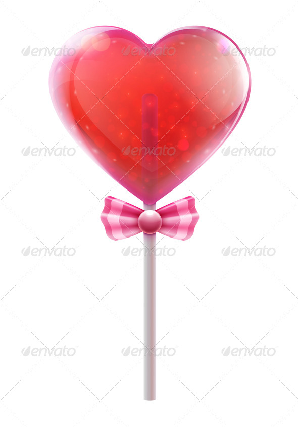 GraphicRiver Candy Lollipop 4978680