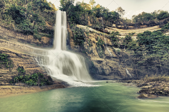 Waterfall - Stock Photo - Images