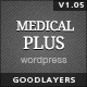 Medical Plus - Responsive Medical and Health Theme - ThemeForest Item for Sale