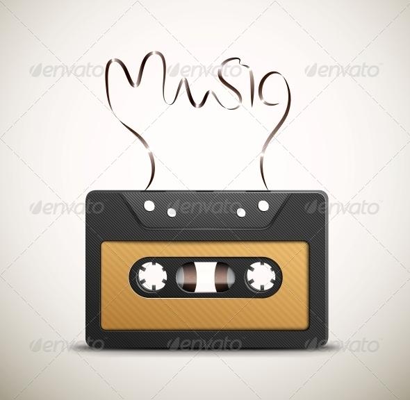 GraphicRiver Retro Music 4981359