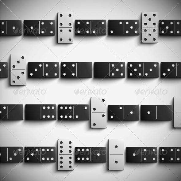 GraphicRiver Domino Background 4981373