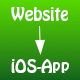 iOS - WebView : சஃபாரி + புஷ் திற குறிப்பிட்ட இணைப்புகள் - விற்பனை WorldWideScripts.net பொருள்
