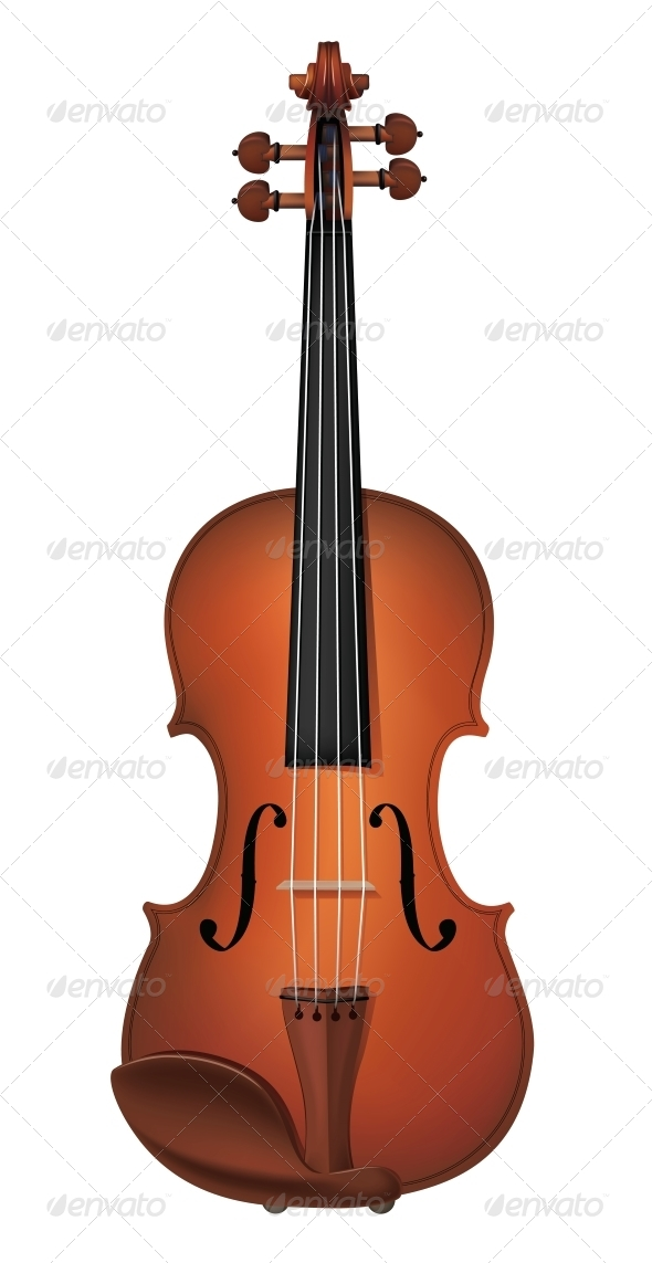 GraphicRiver Violin 4983664
