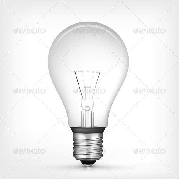 GraphicRiver Vector Bulb 4983669