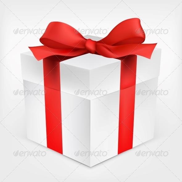 GraphicRiver Gift Box 4983678