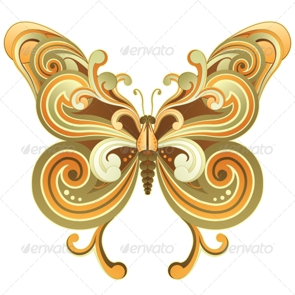 GraphicRiver Butterfly 4983701
