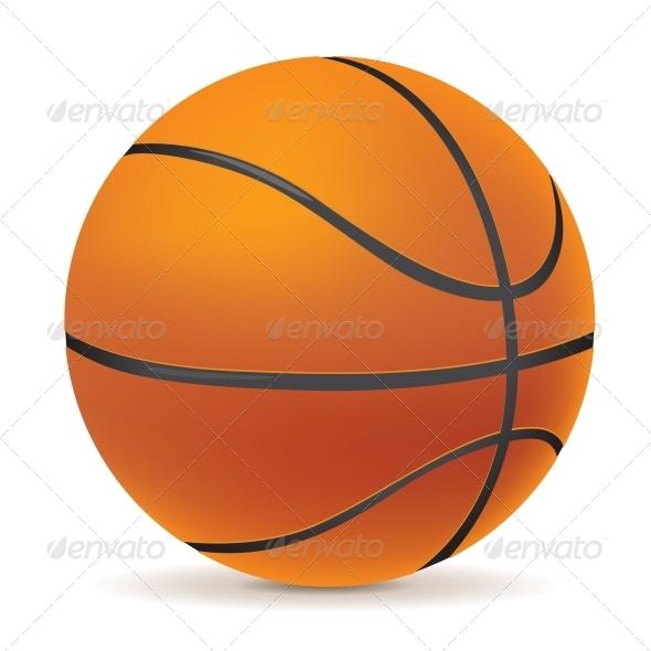 GraphicRiver Basketball Ball 4983735