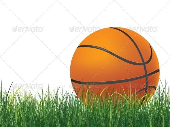 GraphicRiver Basketball Ball 4983737