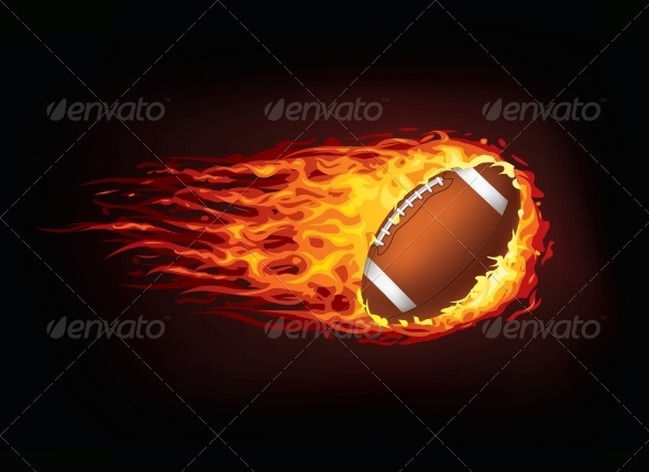 GraphicRiver Football Ball 4983789