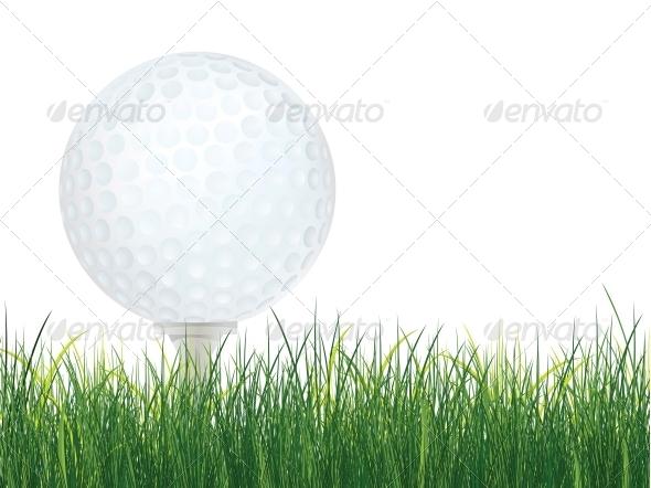 GraphicRiver Golf Ball 4983804