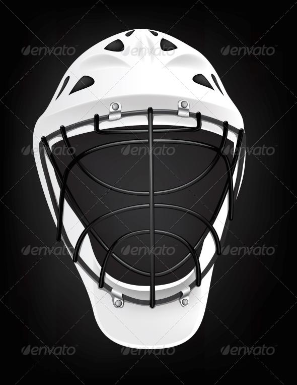 GraphicRiver Hockey Helmet 4983820