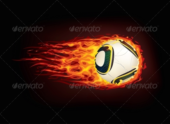 GraphicRiver Soccer Ball 4983828