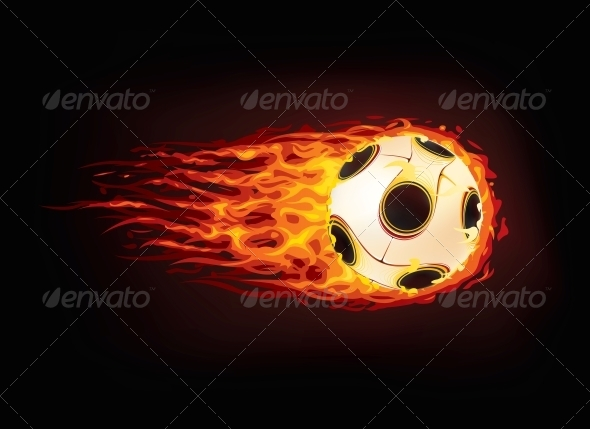 GraphicRiver Soccer Ball 4983832
